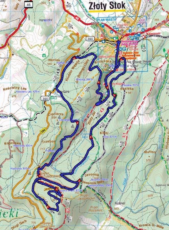 mapa trasy bnj 21 km_v3